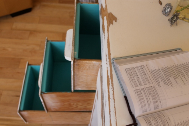 Inside drawers 2