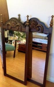 mirror pair before
